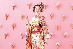 成人振袖レンタル・販売店「花衣」GRAND OPEN!画像