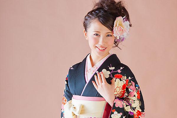卒業袴のレンタル ご予約承り中!画像